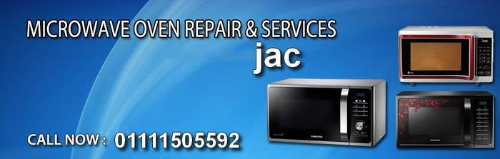 jac microwave oven maintenance center